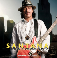 Santana - Multi-Dimensional Warrior