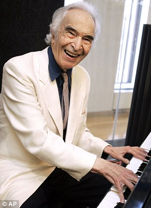 Caption: Dave Brubeck, Credit: Associated Press