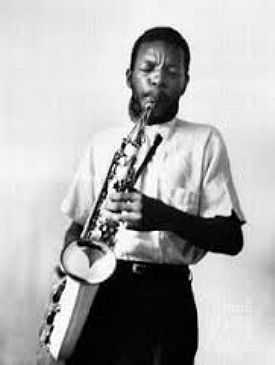 Caption: Ornette Coleman