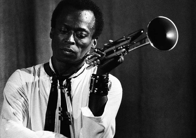 Caption: Miles Davis, Credit: All About Jazz