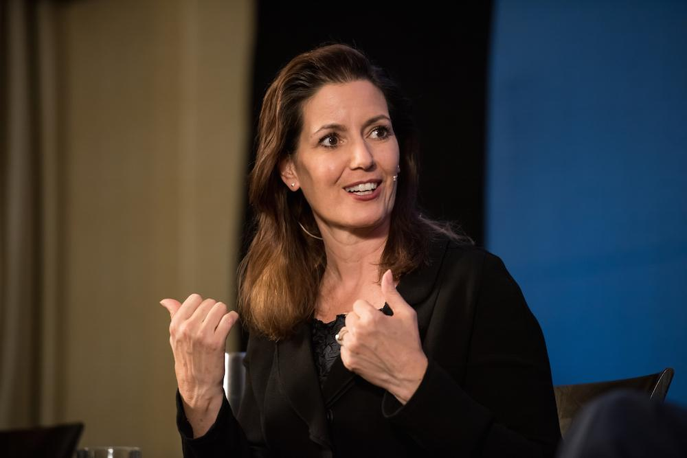 Caption: Libby Schaaf, Mayor, Oakland, Credit: Ed Ritger