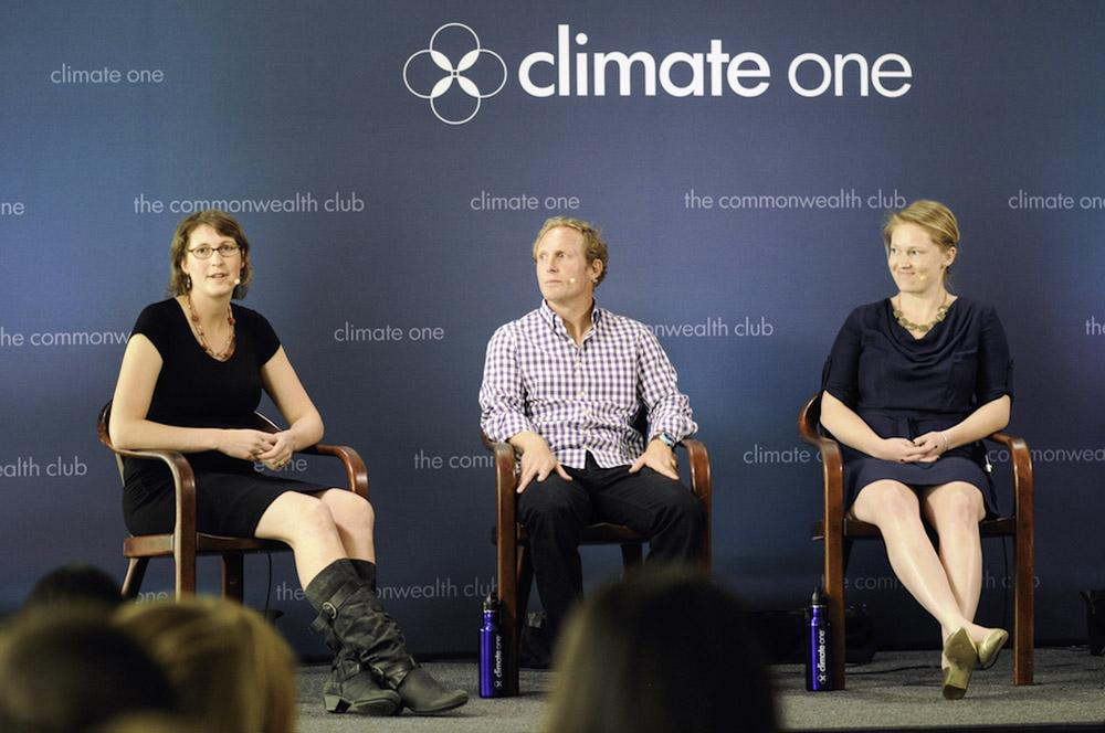 Caption: Lyrica McTiernan, Facebook; Keely Wachs, Clif Bar; Charlotte MacAusland, Solar City