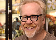 Caption: Adam Savage, Credit: Seth Shostak
