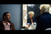 Caption: Scene from Brian De Palma's 1984 'Body Double'