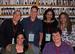 Caption: Anna Vasquez, Deborah S. Esquenazi, Kristie Mayhugh, Cassandra Rivera, Sam Tabet, Elizabeth Ramirez, Credit: Andrea Chase