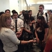 Caption: Lori Garver shares with young people at Politicon., Credit: Mat Kaplan