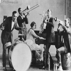 Caption: Edythe Turnham Band