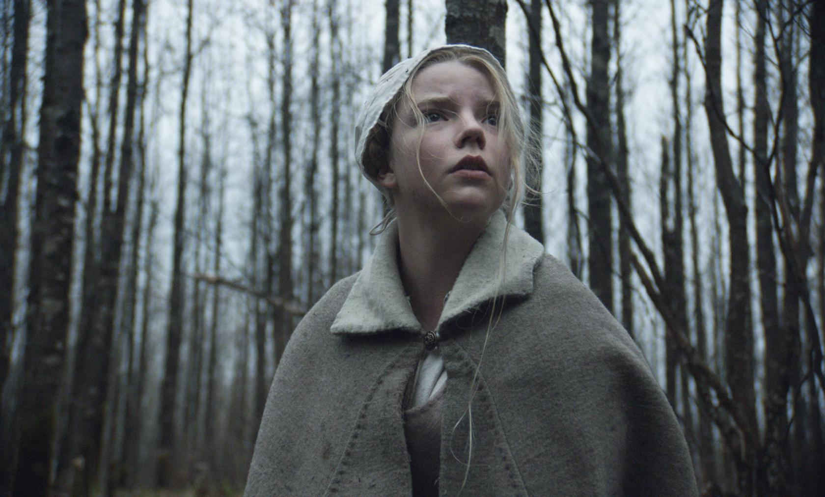 Caption: Anya Taylor in 'The Witch'