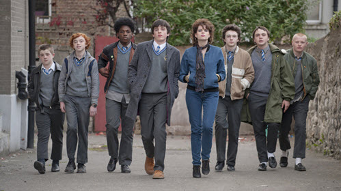 Caption: Sing Street