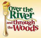 "Caption: ""Over the River and Through the Woods"""