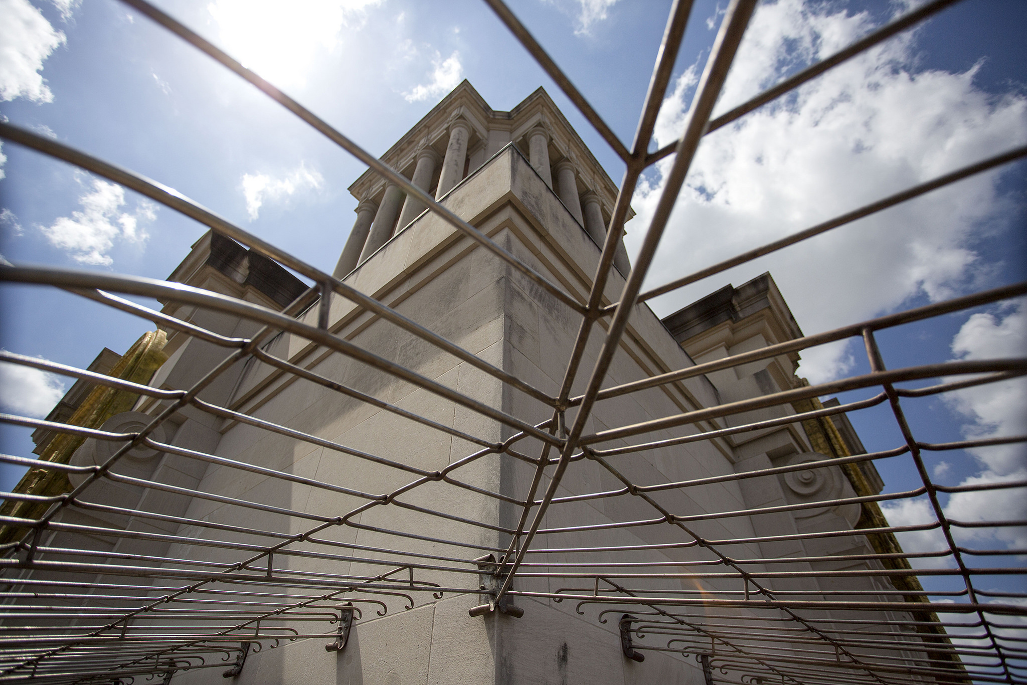 Caption: UT Tower, Credit: Miguel Gutierrez Jr. /KUT News
