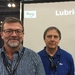 Caption: Bob Hoffman and Bill Galary of Nye Lubricants, Credit: Mat Kaplan