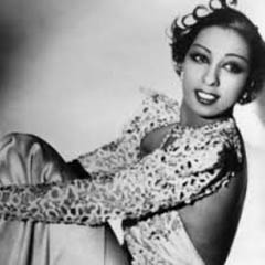 Caption: Josephine Baker