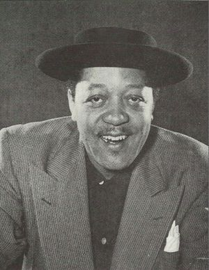 Caption: Lester Young