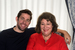 Caption: John Krasinski & Margo Martindale, San Francisco, CA 8/14/16, Credit: Andrea Chase