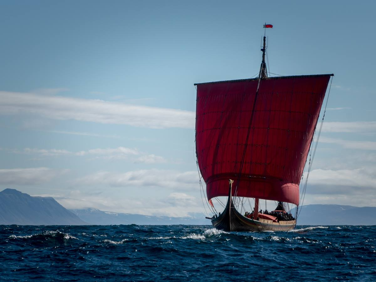 Caption: Draken Harald Harfagre, Credit: courtesy of Draken Harald Harfagre