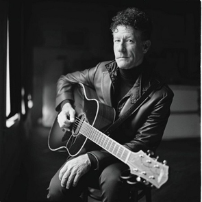 Caption: Lyle Lovett
