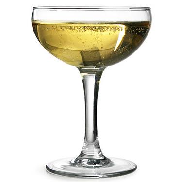 Caption: Champagne Cocktails