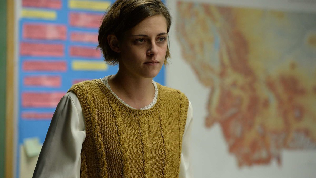 Caption: Kristen Stewart in Kelly Reichardt's 'Certain Women'