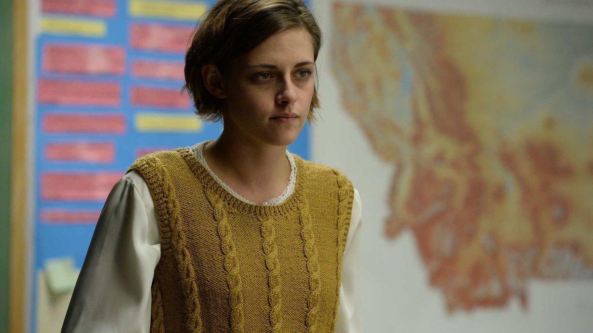 Caption: Kristen Stewart in Kelly Reichardt's 'Certain Women'