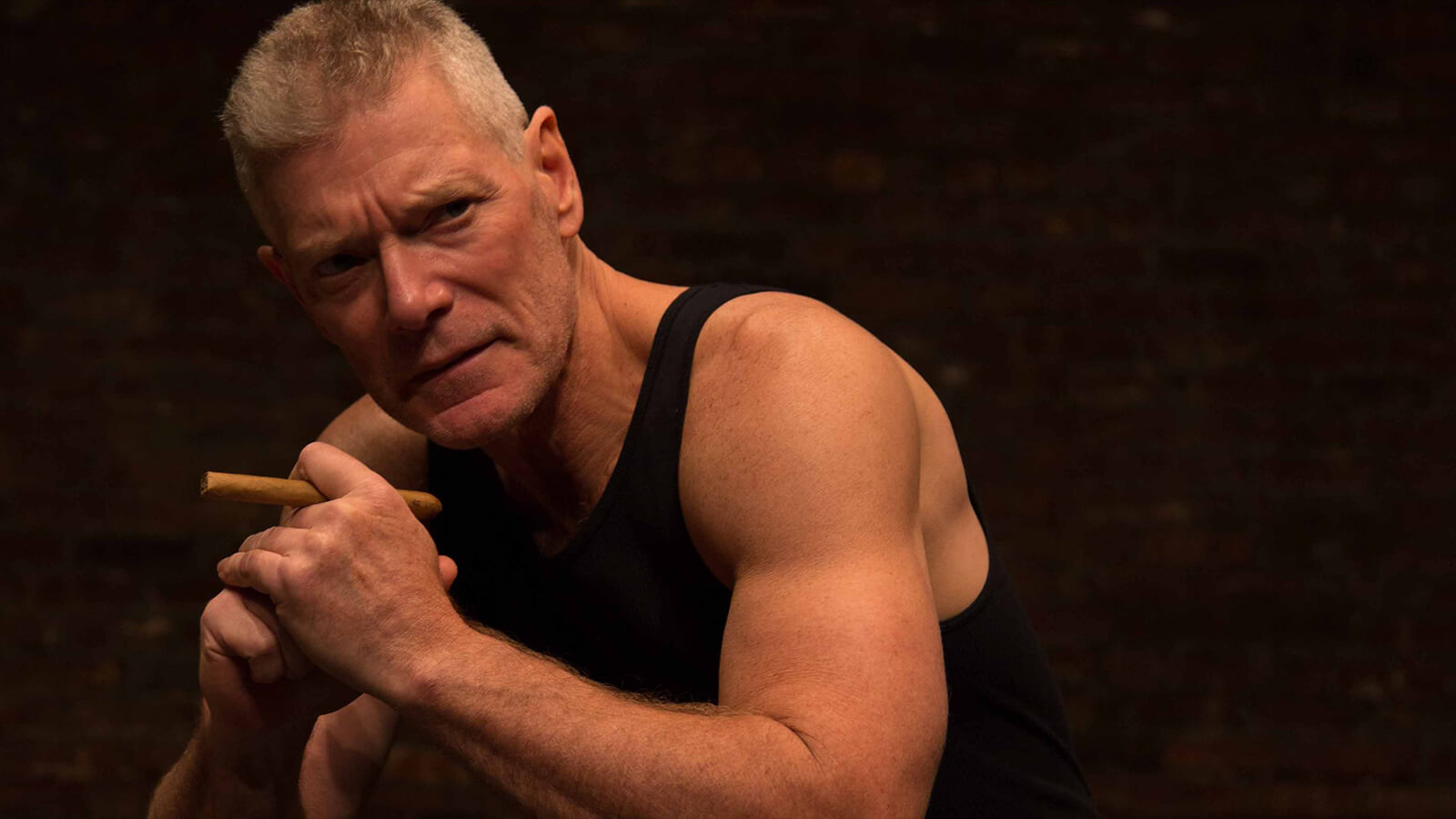 Caption: Stephen Lang