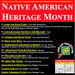 Caption: Leech Lake Tribal & Community College Celebrates American Indian Heritage Month., Credit: LLTCC