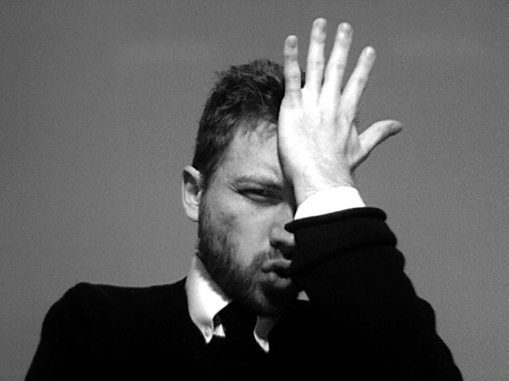 Caption: A man slaps his forehead in frustration., Credit: Hobvias Sudoneighm/Flickr