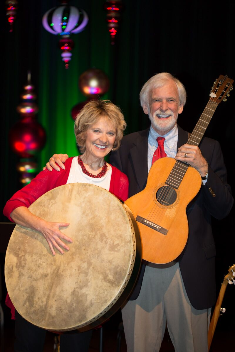 Caption: Dolores Hydock and Bobby Horton, Credit: Beau Gustafson