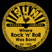 Caption: Sun Records logo