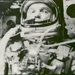 Caption: John Glenn on his historic Friendship 7 orbital mission., Credit: NASA