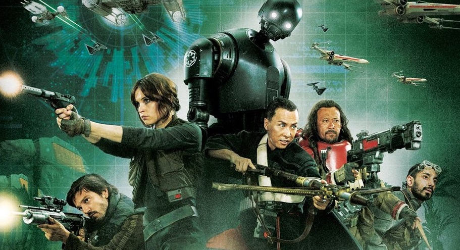 Caption: Rogue One: A Star Wars Story