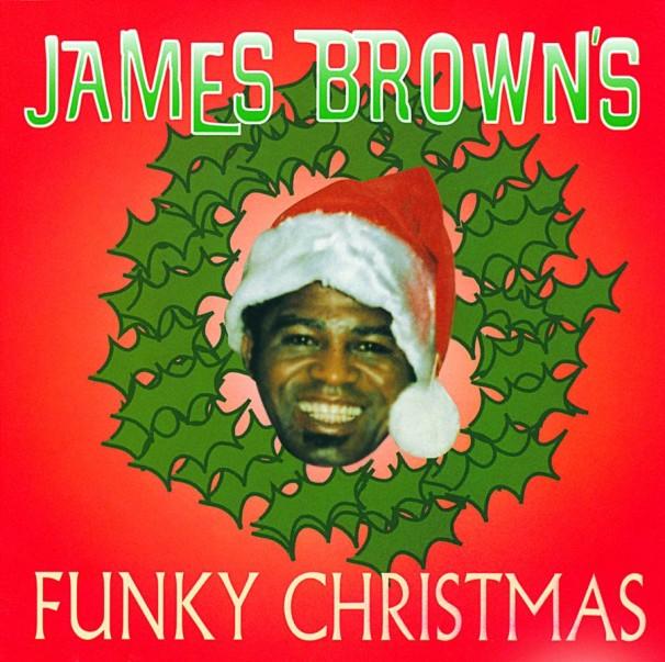 Caption: James Brown