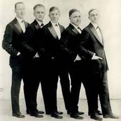 Caption: The Original Dixieland Jazz Band