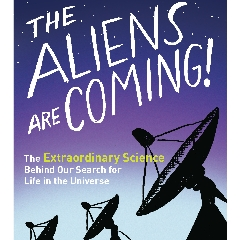 Caption: Ben Miller's The Aliens are Coming, Credit: The Experiment Publishing Company