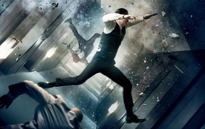 Caption: Christopher Nolan's 'Inception'