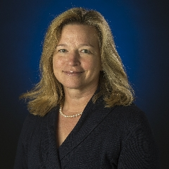 Caption: Outgoing NASA Chief Scientist Ellen Stofan, Credit: NASA