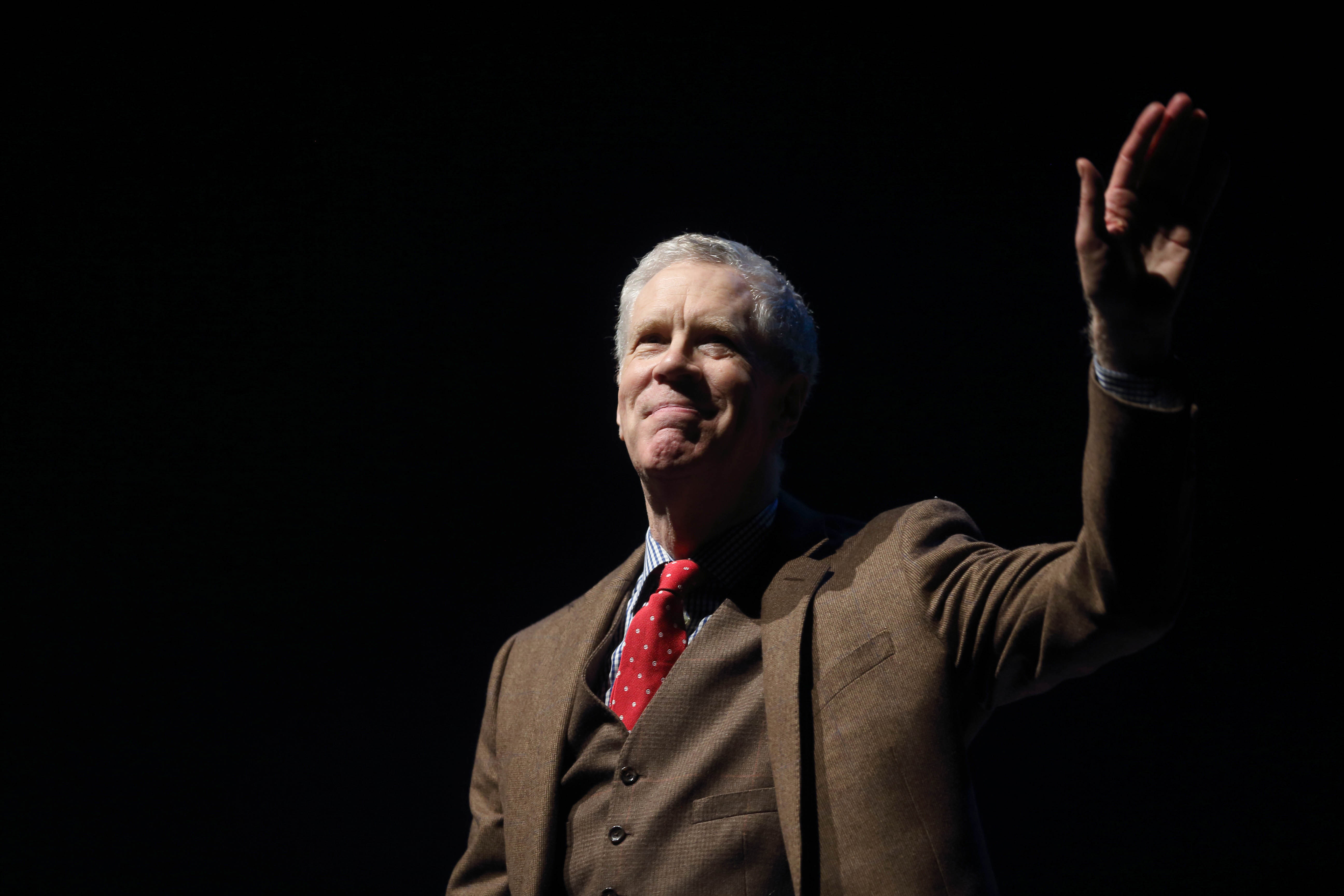 Caption: Stuart McLean, Credit: Mike Dembeck