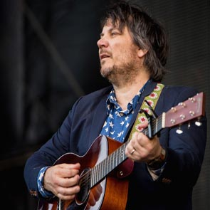 Caption: Jeff Tweedy