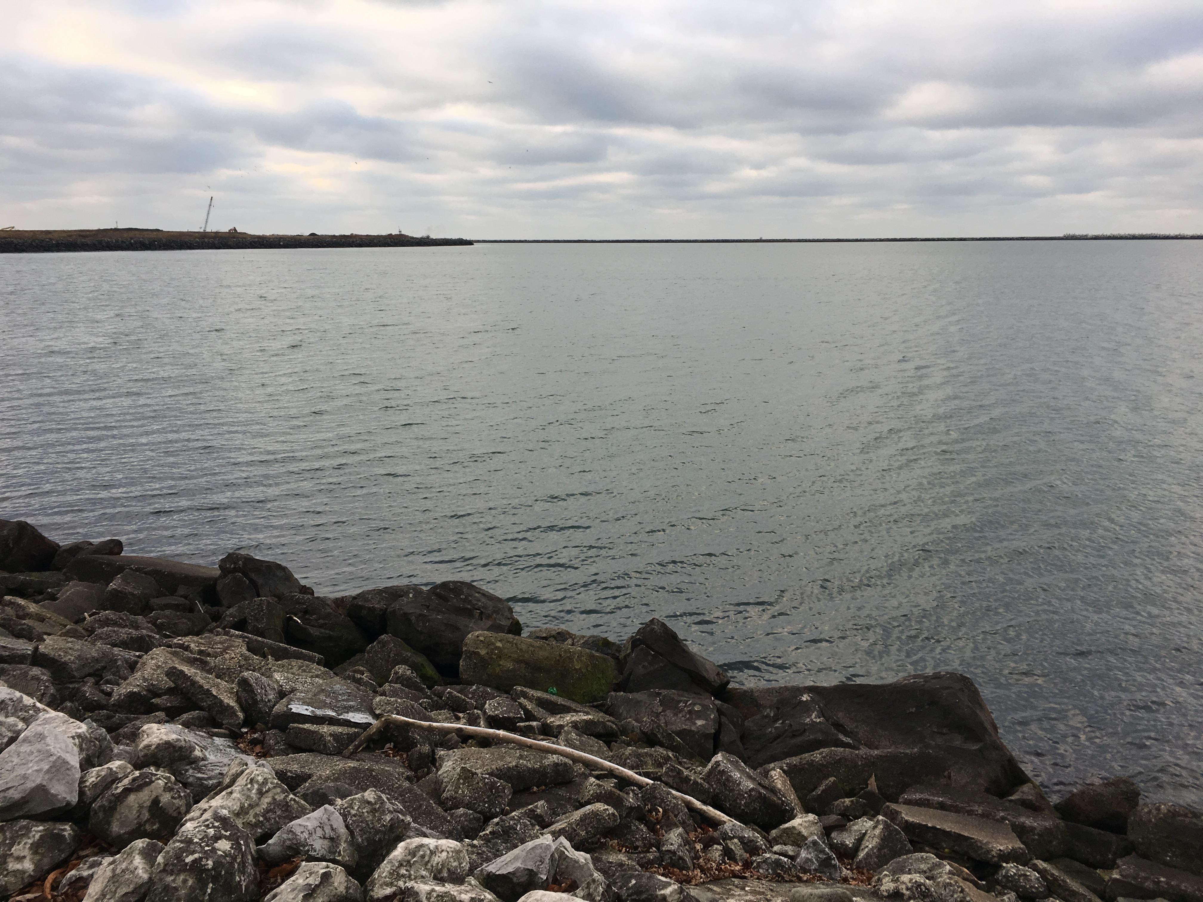 Caption: Lake Erie, Credit: Elizabeth Miller/ideastream