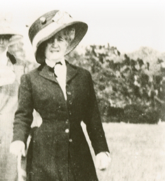 Caption: Bertha Palmer