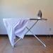 Caption: Compulsions often manifest as rituals, like excessive ironing., Credit: Cami Mesa