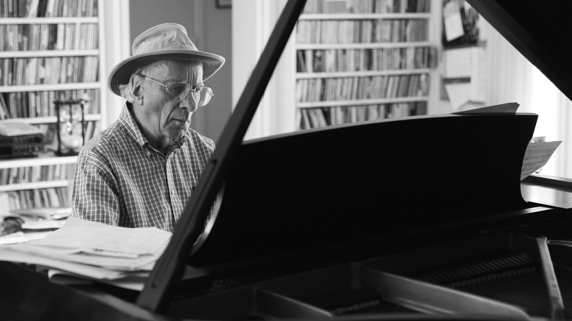 Caption: Dick Hyman, Credit: Nick Michael