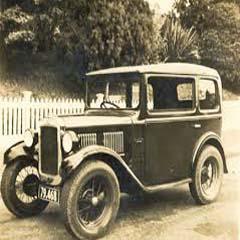 Caption: Touring Car