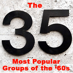 "Caption: Based on Dann Isbell's ""Ranking the '60s"""