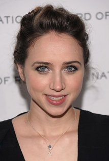 Caption: Zoe Kazan