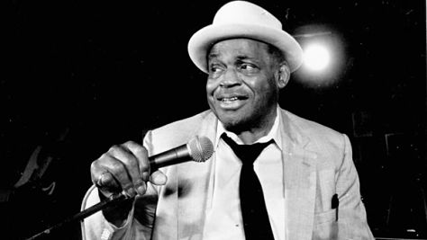 Caption: Willie Dixon