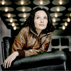 Caption: Helene Grimaud