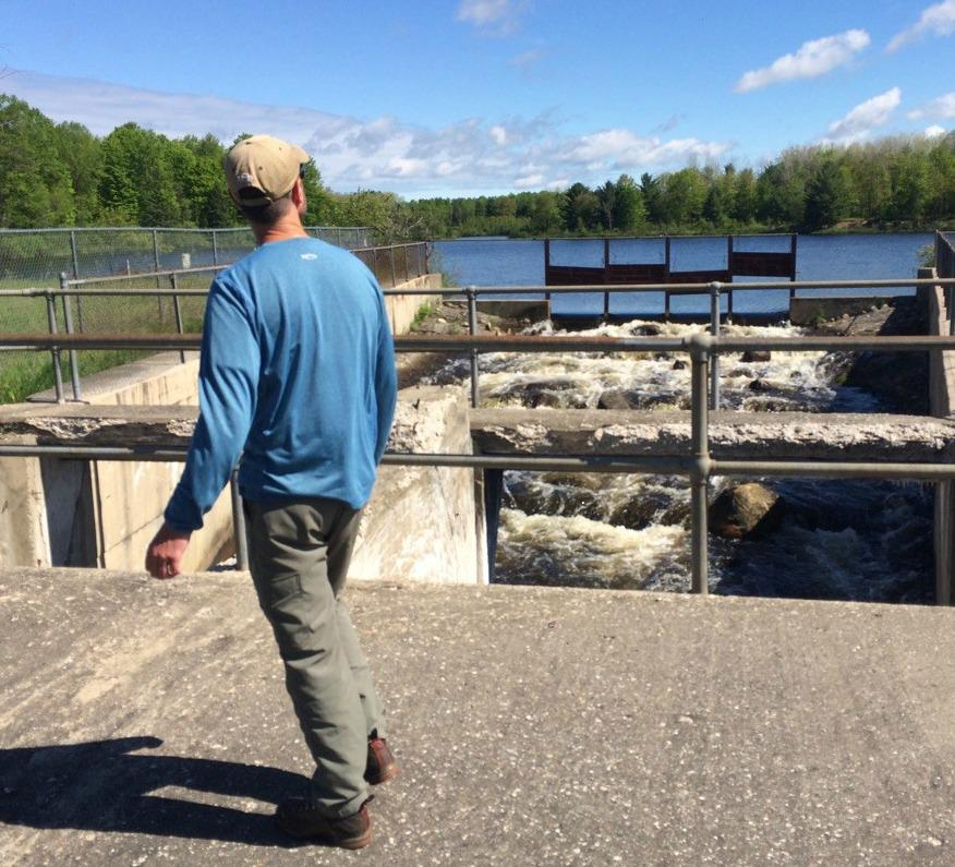 Caption: GLRI funding helps projects like the Maple River dam removal, Credit: Ben Thorp