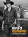 Caption: Cover of People of Yellowstone book, Credit: Steve Horan