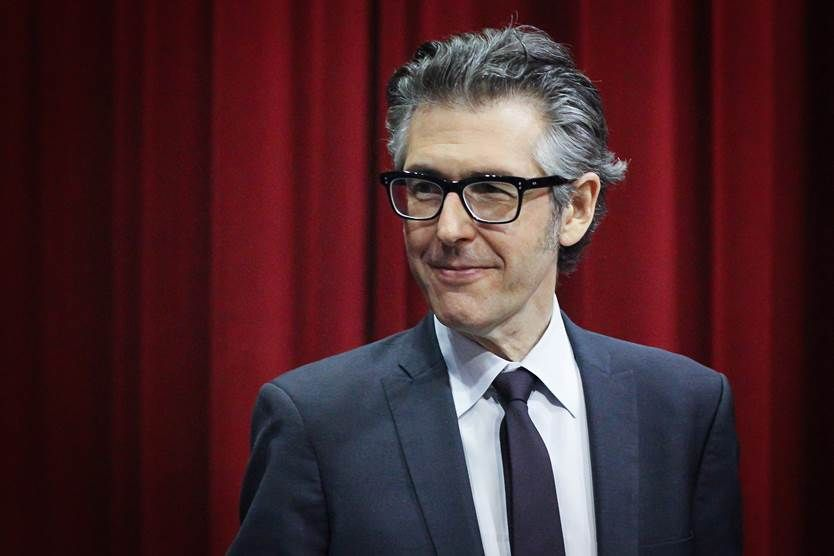 Caption: Ira Glass, Credit: Jesse Michener